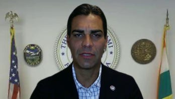 Mayor Francis Suarez on Miami closing its beaches for July 4th Weekend