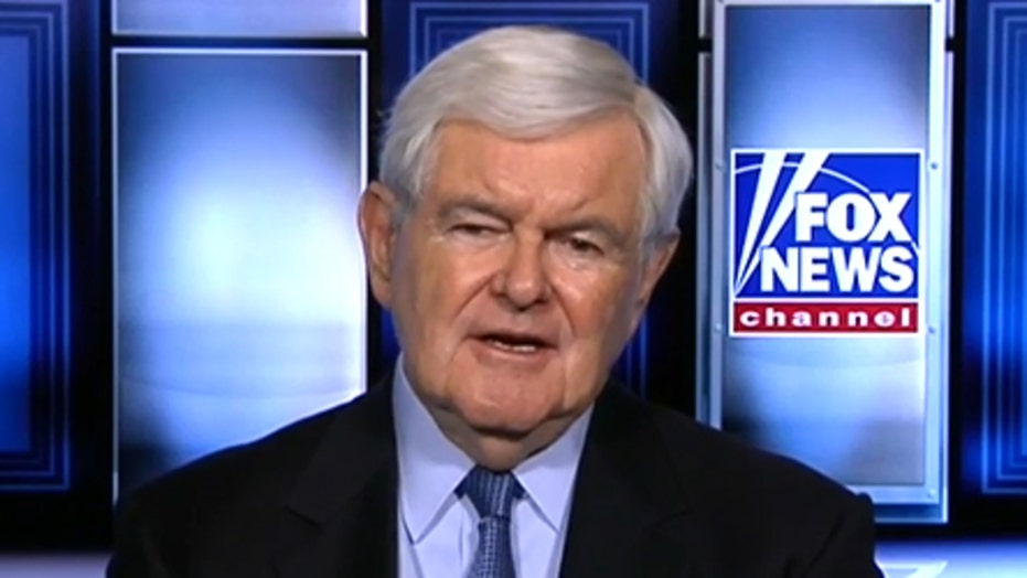 Newt Gingrich reveals how Joe Biden can revive his career