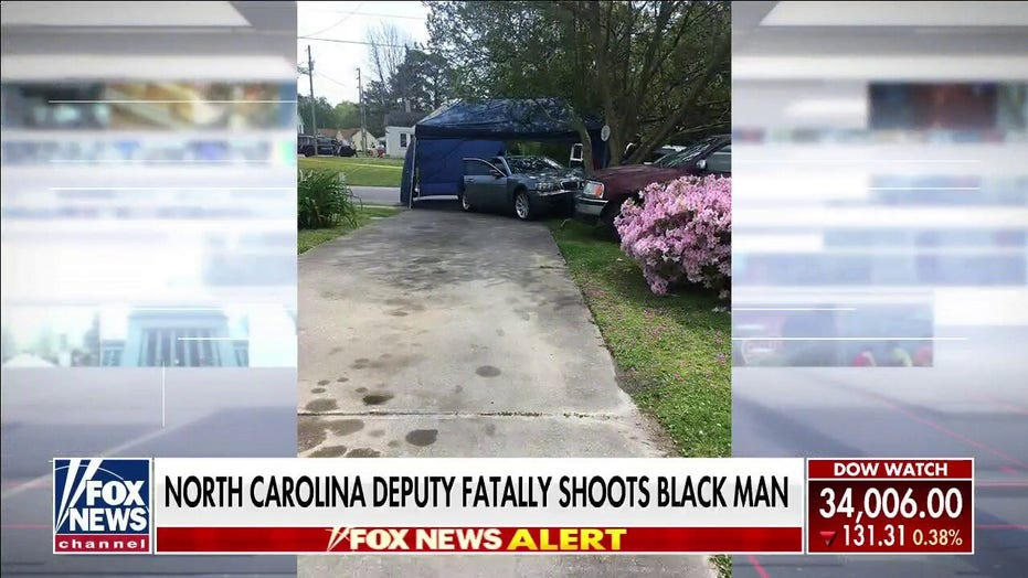 North Carolina sheriff waiting to release body cam video of deputy shooting of Black man despite protests