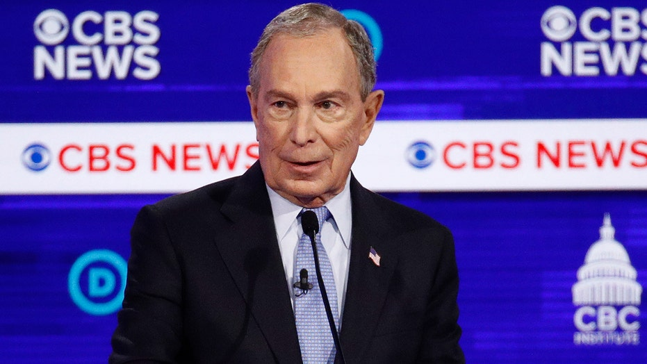 Bloomberg returns to debate stage, takes shots at Sanders and Warren