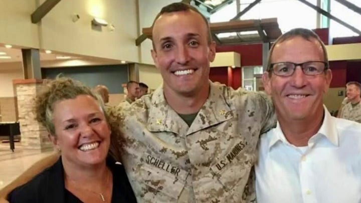 Lt Col Stu Scheller faces hearing for blasting chaotic Afghan exit
