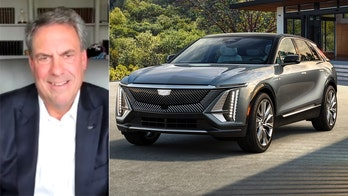 General Motors President Mark Reuss on the Cadillac Lyriq and GM's electric push