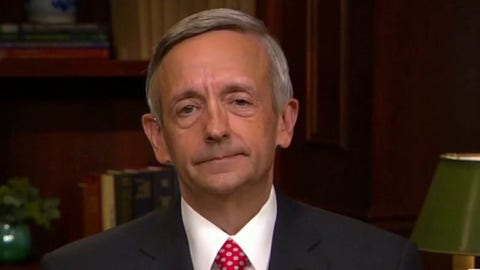 Dr. Robert Jeffress responds to critics of VP Pence's visit to First Baptist