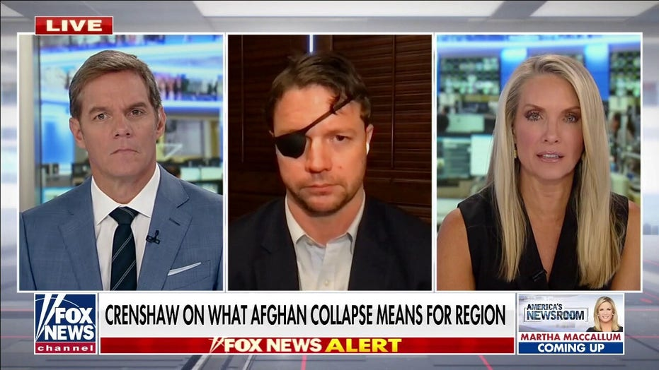 Crenshaw: Secretary of State Blinken owes Americans 'lots of explanations' for botched Afghanistan exit