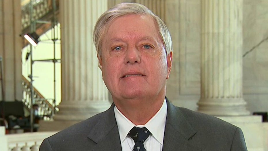 Graham on Amazon offering vaccine help to Biden: 'It's disgusting' if they refused to help Trump