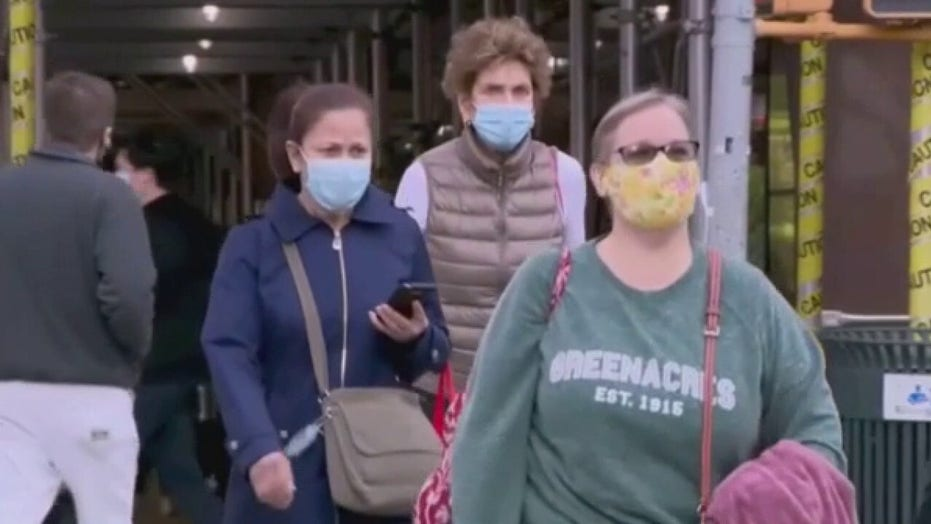 Laura Ingraham on CDC updating mask guidance for vaccinated Americans