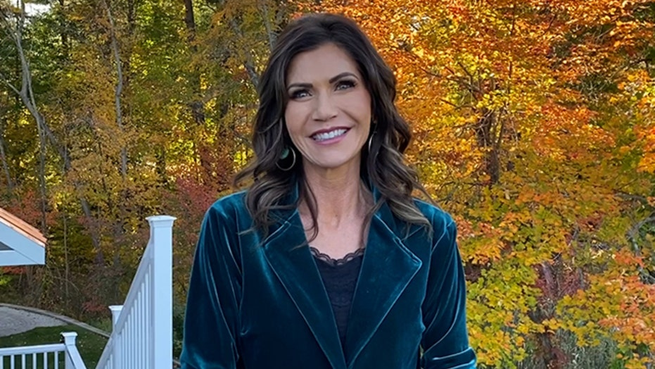 Gov Kristi Noem: 'Women overwhelmingly want' a leader they can trust