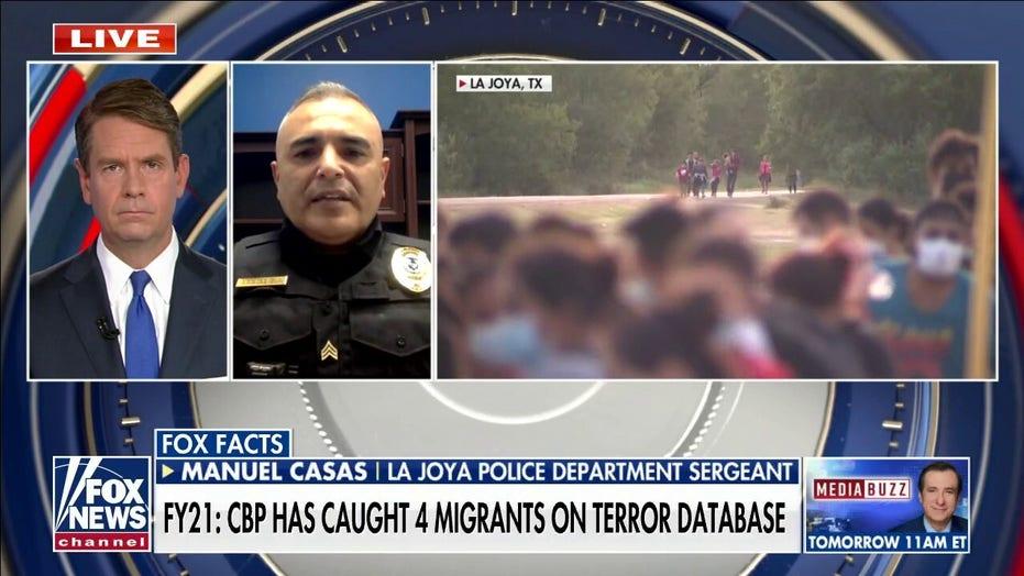 Border surge overwhelms local law enforcement