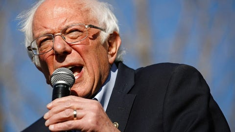 Sanders defends 'Democratic socialism' as poll shows Americans don't feel the same