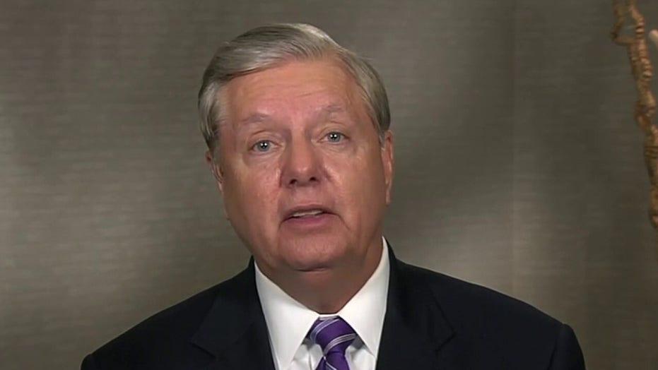 Sen. Graham calls out FBI's Wray: Bureau spread dossier lies, knew it was bogus