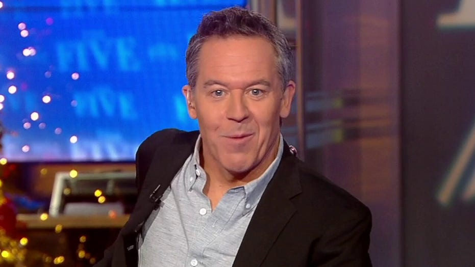 Gutfeld on Biden's political plagiarism