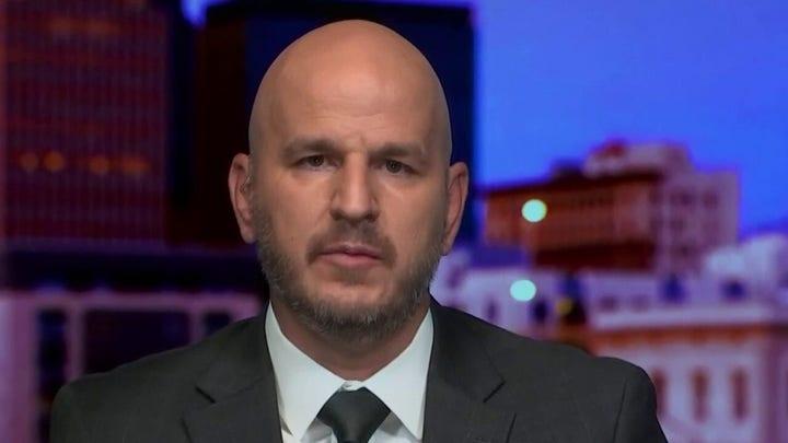 Brandon Judd explains why he would arrest Biden if he wasn't president