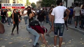 Police, protesters clash in Beirut: Fox News' Trey Yingst reports amid gunfire, tear gas
