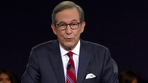 Hume: Chris Wallace might be the best debate moderator ever