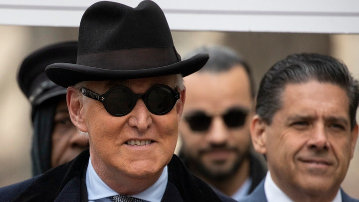 Speculation of a pardon as Roger Stone gets 40 months in prison