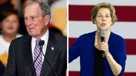 MSNBC's Chris Matthews challenges Warren 6 times in just over one minute on Bloomberg accusation