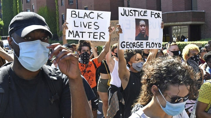 George Floyd protests go global as protests pop up around the world