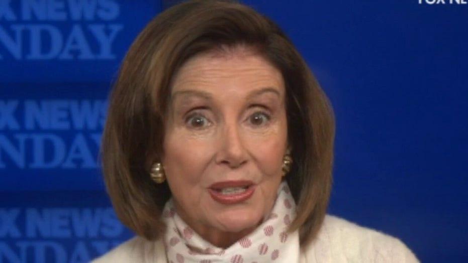 Nancy Pelosi on 'Fox News Sunday'