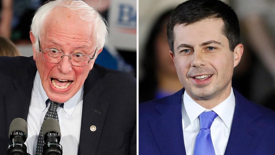 Multiple Democrats claim victory amid Iowa caucus delay