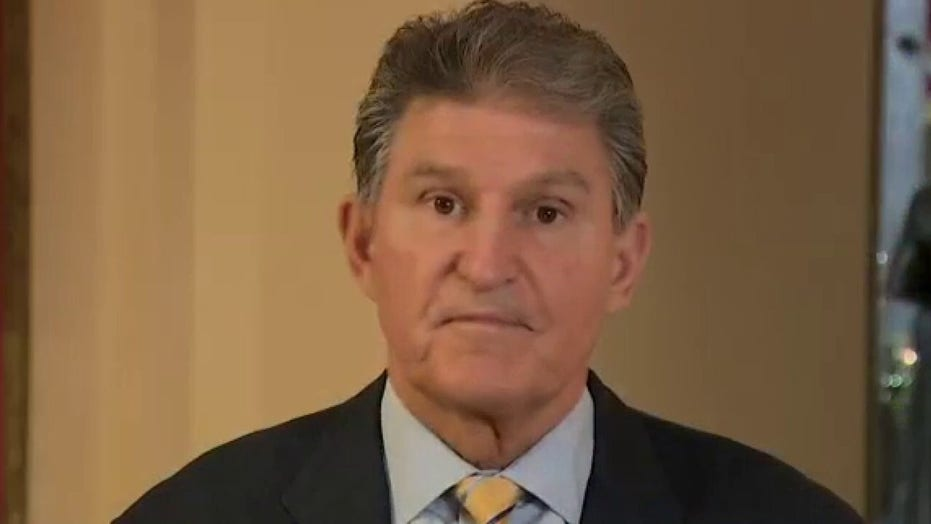 Sen. Manchin: We have to get money to people who are losing paychecks