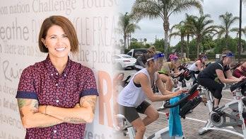 How one California fitness studio is still running amid second coronavirus shutdown