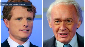 Massachusetts Sen. Markey trying to hold off primary challenge from Joseph Kennedy III