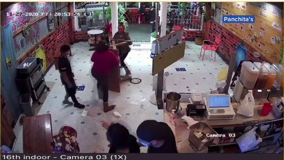 San Francisco grandma defends restaurant in wild customer clash: 'I do whatever I have to do'