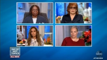 Meghan McCain scolds Joy Behar for claiming Republicans don't care about education: 'Aggressive and incendiary'