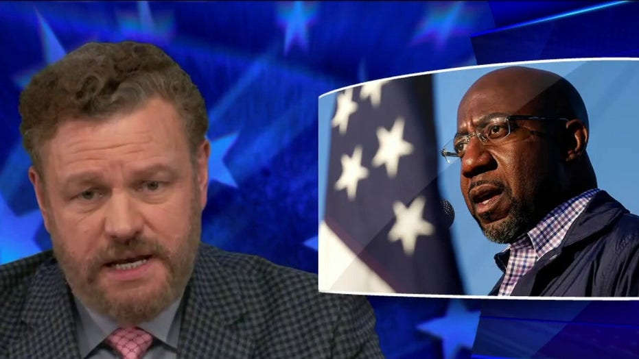 Steyn: Il passato di Raphael Warnock, Incidente nel campo del Maryland, is being underreported