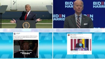 Twitter refuses to flag Biden campaign ad as manipulated despite widespread criticism