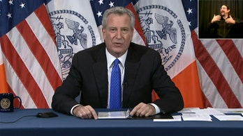 NYC Mayor upset by shooting death of 1-year-old