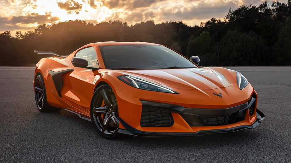 Here's why the 2023 Chevrolet Corvette Z06's flat-plane crank V8 is a big deal