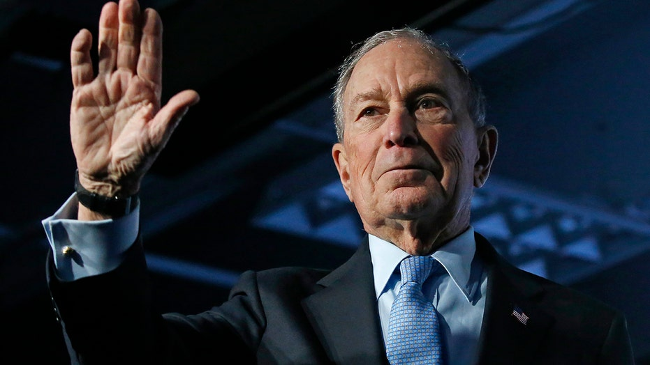 Bloomberg's billions fail to buy him a good debate showing