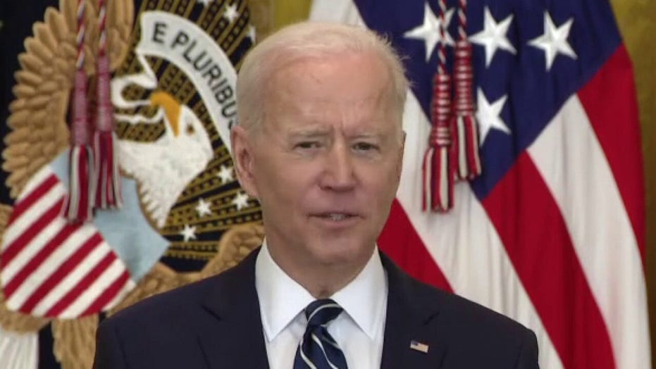 'I don't know': Biden can't say when media will have access to border facilities