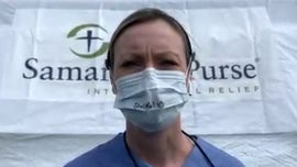 Samaritan's Purse NYC field hospital already treating 12 patients, nurse says: 'We are giving it 110 percent'