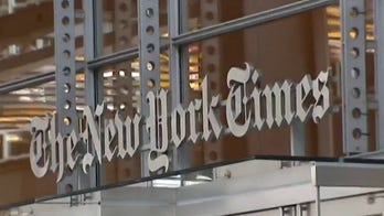 NY Times 'spineless' when it comes to editors straying from liberal orthodoxy: Kurtz