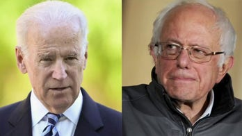 Biden wants Sanders to be 'part of the journey' in 2020 campaign