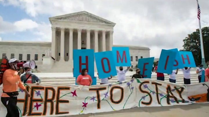 Supreme Court says Trump administration didn't provide sufficient evidence for canceling DACA