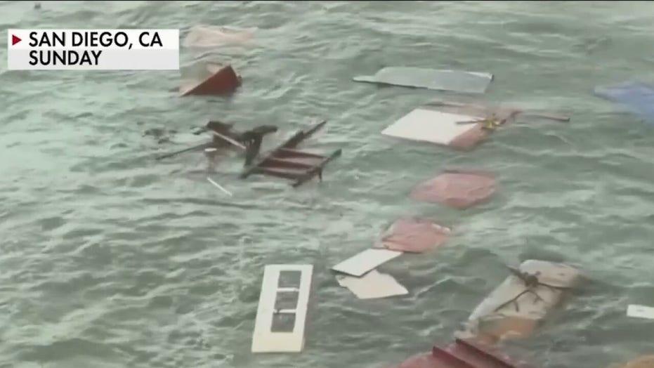 Suspected smuggling boat overturns leaving 4 dead
