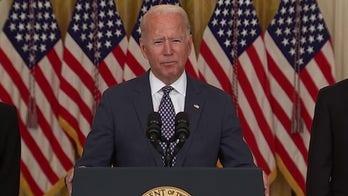 KT McFarland: Joe Biden is living in an alternate reality. Afghanistan proves it