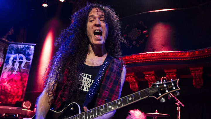 Former Megadeath guitarist reflects on leaving the heavy metal band