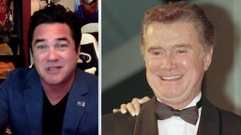 Dean Cain reacts to legendary TV host Regis Philbin's death