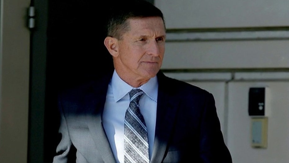 Gregg Jarrett on Michael Flynn: Drop all charges and let him sue his persecutors
