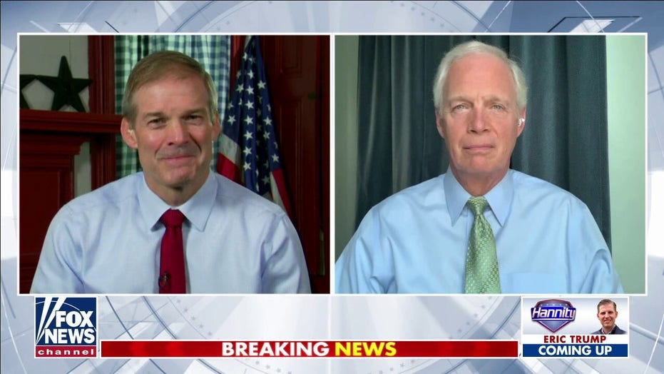 Ron Johnson: Unequal application of justice should 'frighten every American'