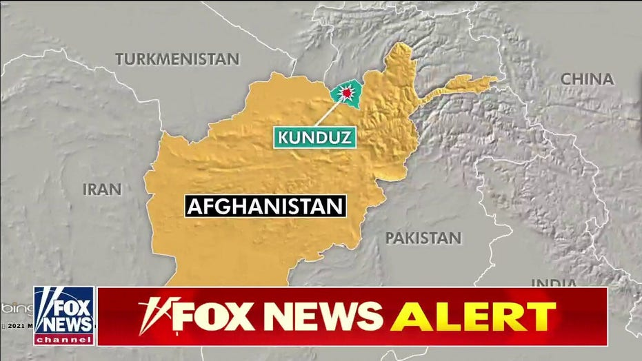 Afghanistan mosque explosion kills many worshippers, witnesses say