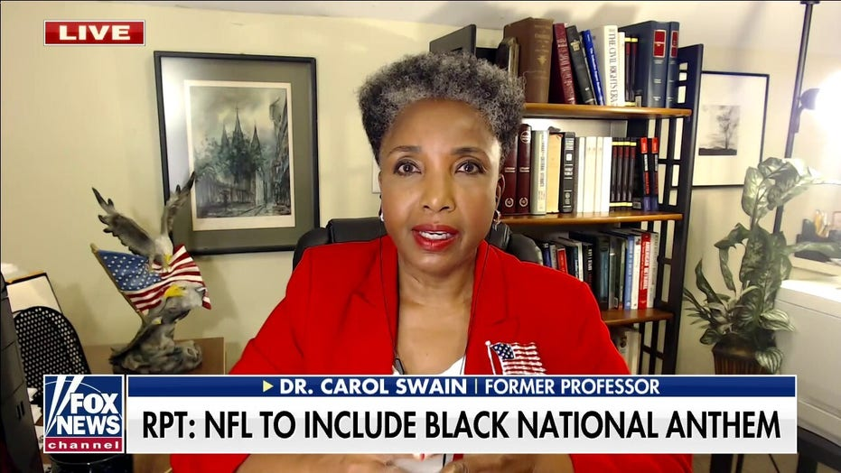 Dr. Carol Swain: NFL 'capitulating to the most radical elements in our society'