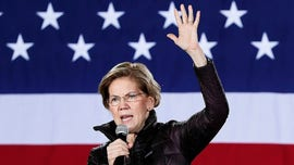 Chris Wallace on Warren's super PAC 'about-face': 'Not exactly a big moral stand'