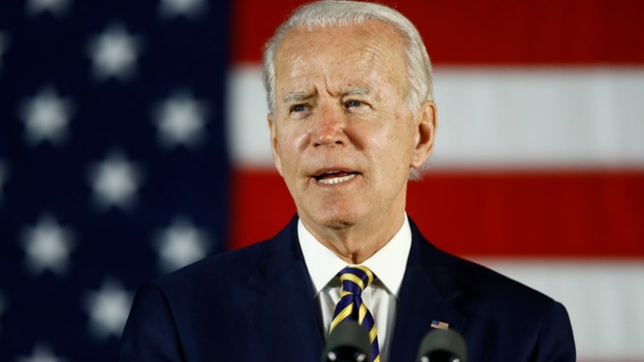 Biden campaign questioned on lack of news briefings