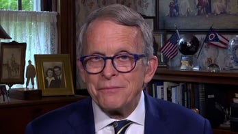 Ohio Gov. DeWine, who tested positive then negative for coronavirus, seeks to calm testing fears
