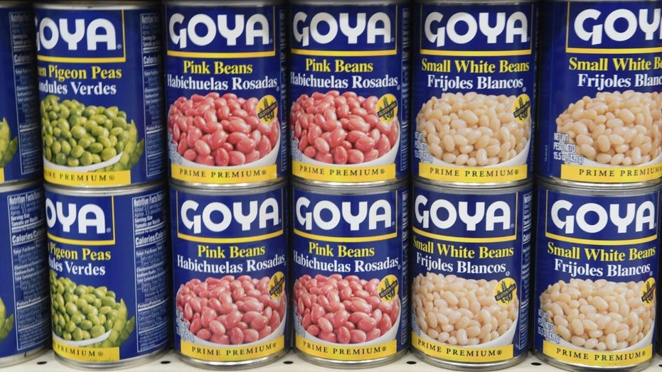 Trump claims Goya boycott has backfired